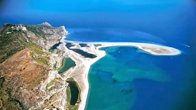 Laghetti di Marinello e Santuario di Tindari  (Sicilia)