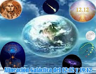 La Alineación Galáctica del Portal 12.12 y del próximo 19.12, les permitirá integrar y equilibrar las poderosas Energías de finalización de la Ola de Luz Cósmica Quantum que se inició en agosto en el 8.8.8 y descendió a través de la Puerta del León.