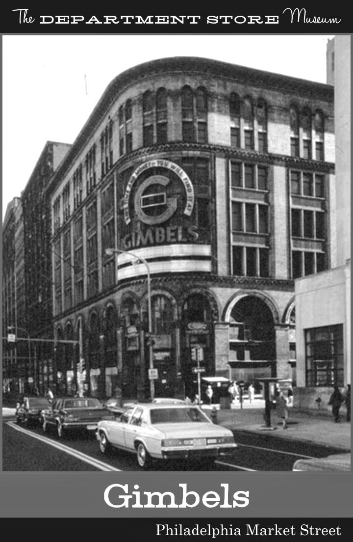 The Department Store Museum: Gimbel Brothers, Philadelphia, Pensylvania