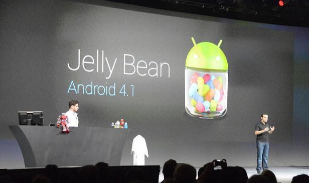 conferencia de google i/o 2012, jelly bean android 4.1