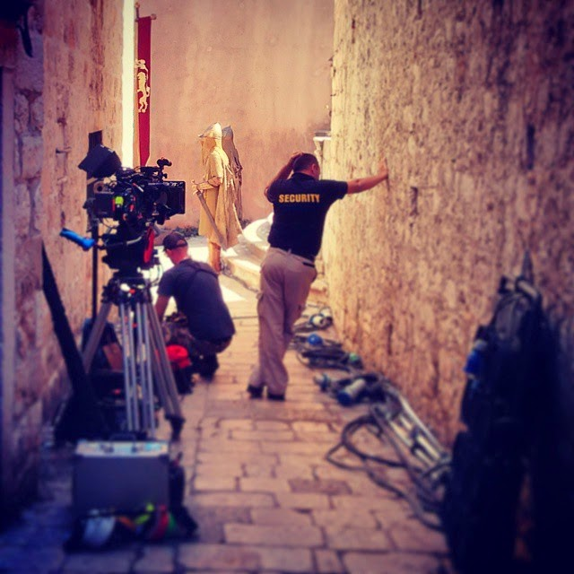 Season 5: filming 11