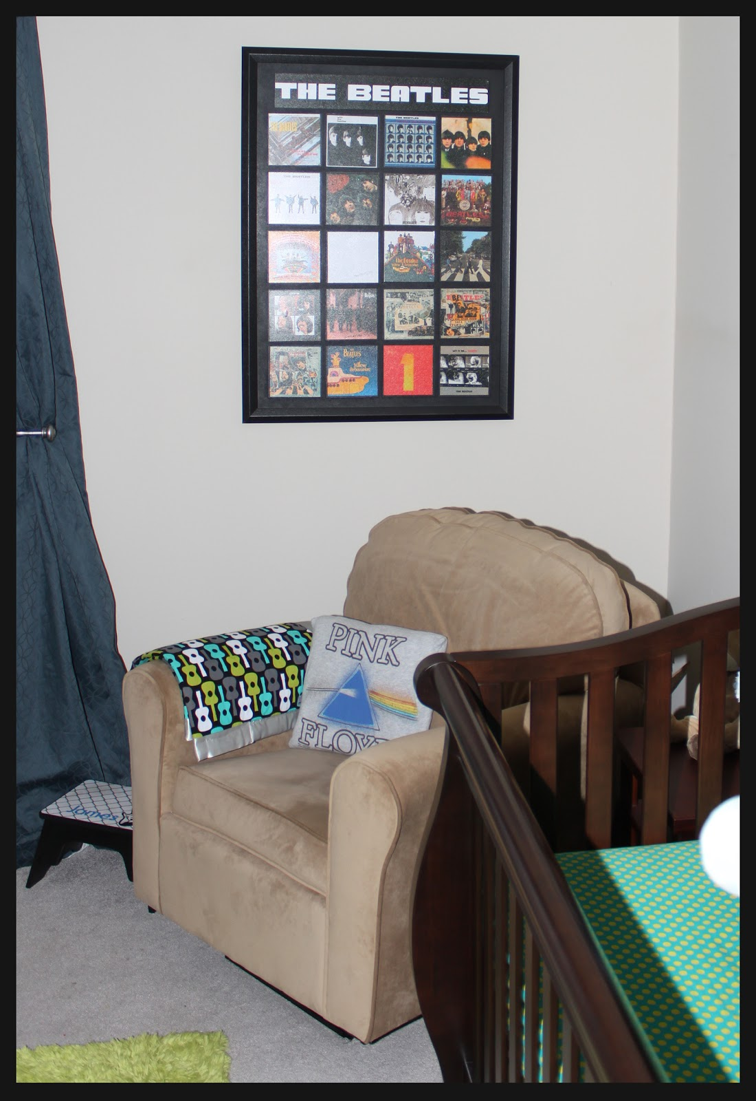 It would be great to design our baby s nursery around a music theme