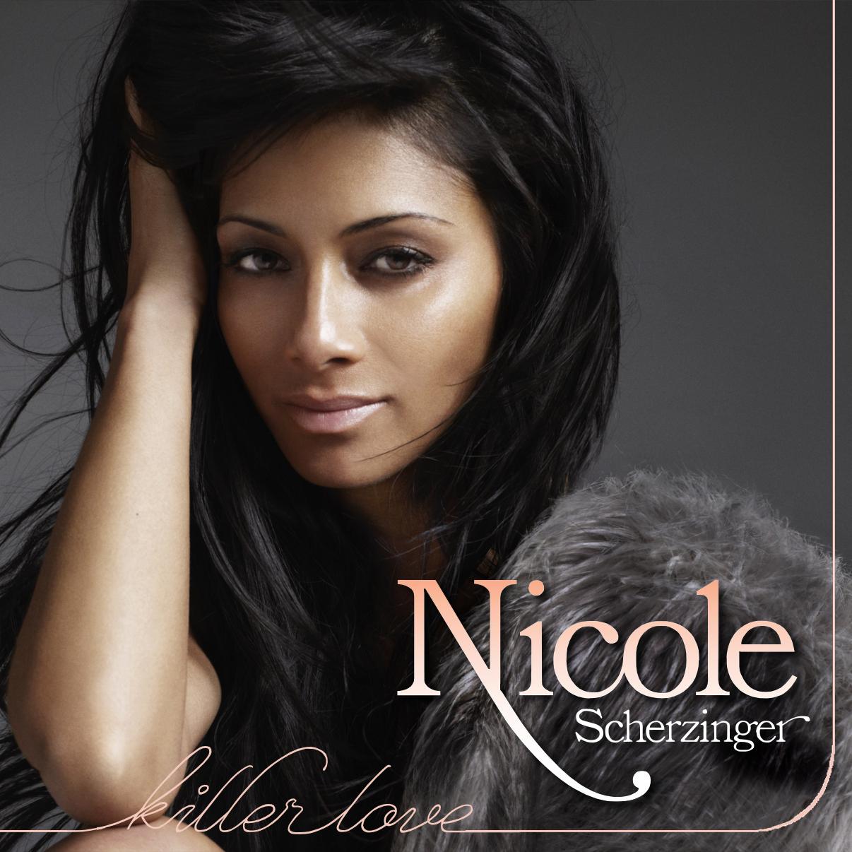 Lilbadboy0 Album Cover Nicole Scherzinger Killer Love
