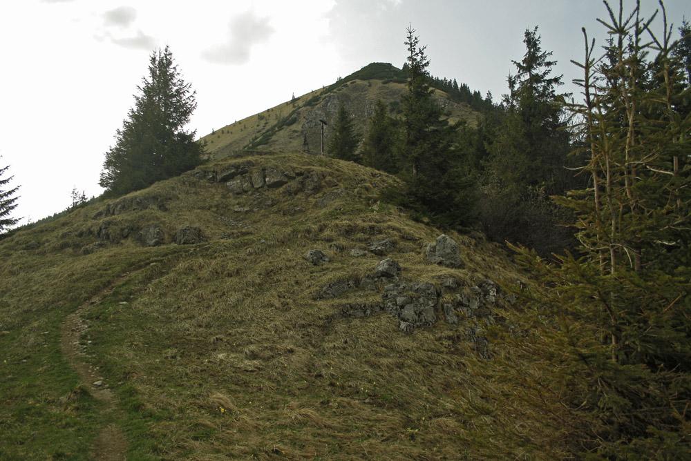Ścieżka na Borišov
