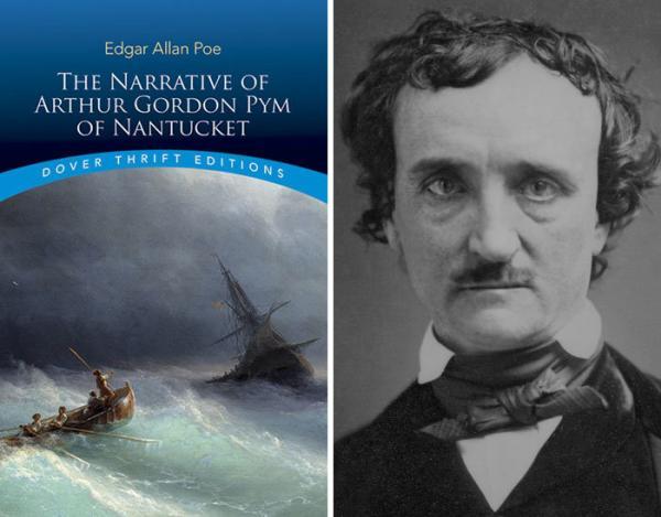 Edgar Allan Poe dan Richard Parker