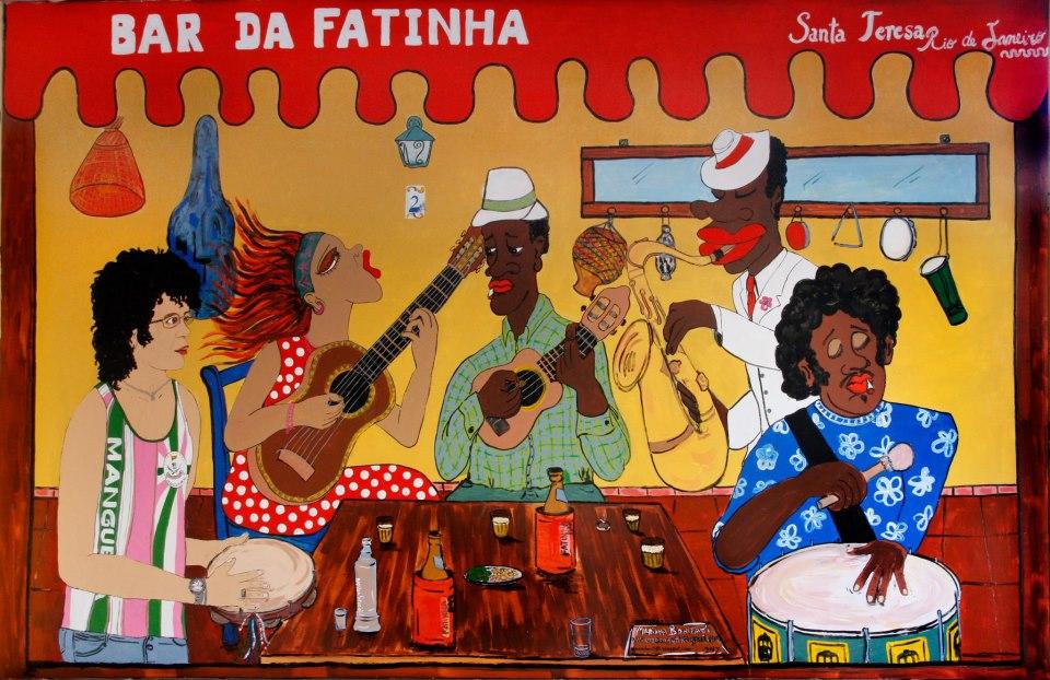 Bar da Fatinha Santa Teresa