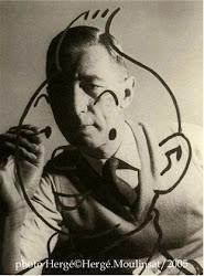 Autour du Tintin de Spielberg