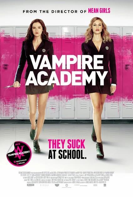 Vampire Academy Watch Online 2014