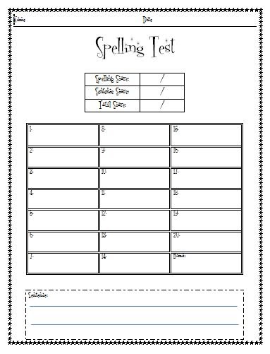 Tangled With Teaching: Spelling! Bzzz Bzzz Freebie!
