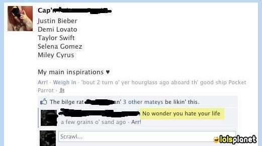 you surely h@te your life Justin fan, crazy justin fans . funny posts on Facebook about justin bieber , why you should get scared of justin bieber fans, belibers