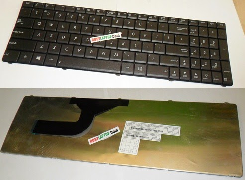 Keyboard Asus  A54/A54C K54 K55DR series