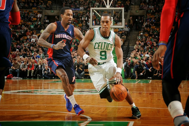 Rondo passes Bill Russell in assists, ranks 4th in Celtics history