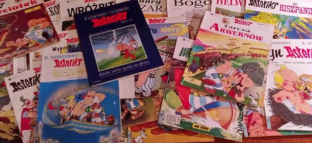 Ale głupi ci Rzymianie, czyli 10 moich ulubionych komiksów o Asteriksie