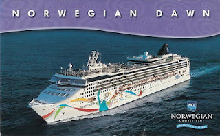 Norwegian Cruise Line's Norwegian Dawn