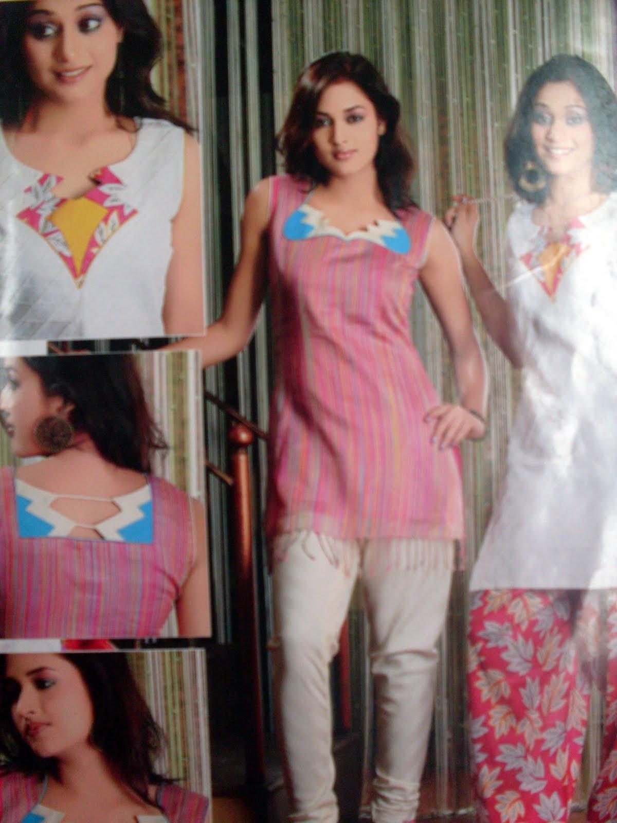 Salwar Kameez New Back and Neck Design   Anjali Dresses - All About ...