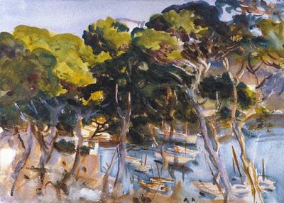 Port de Sóller (John Singer Sargent)