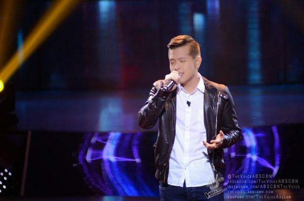 Jason James Dy sings 'Stay With Me' on 'The Voice PH' Blind Auditions