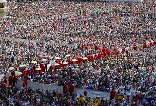 Vigília de Pentecostes: O Papa Francisco revelou como confirmou a sua vocação sacerdotal