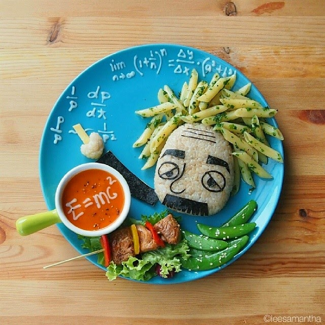 albert einstein by lee samantha