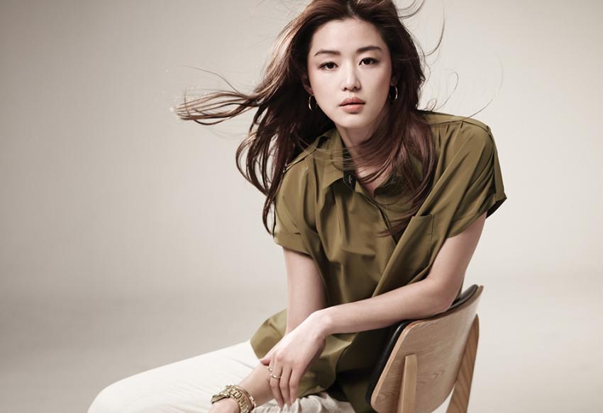 Jeon Ji Hyun SHESMISS Spring Summer 2014