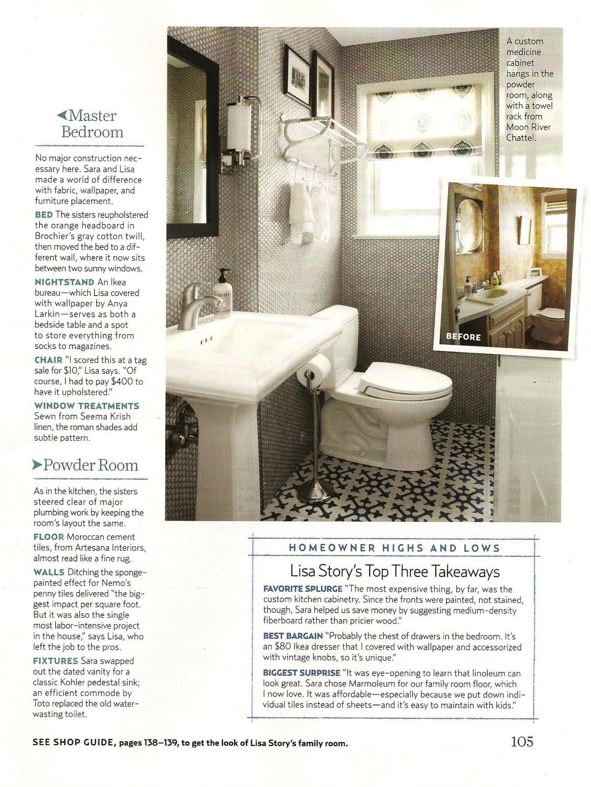 duchess fare: Design Spotlight ~ Sara Story