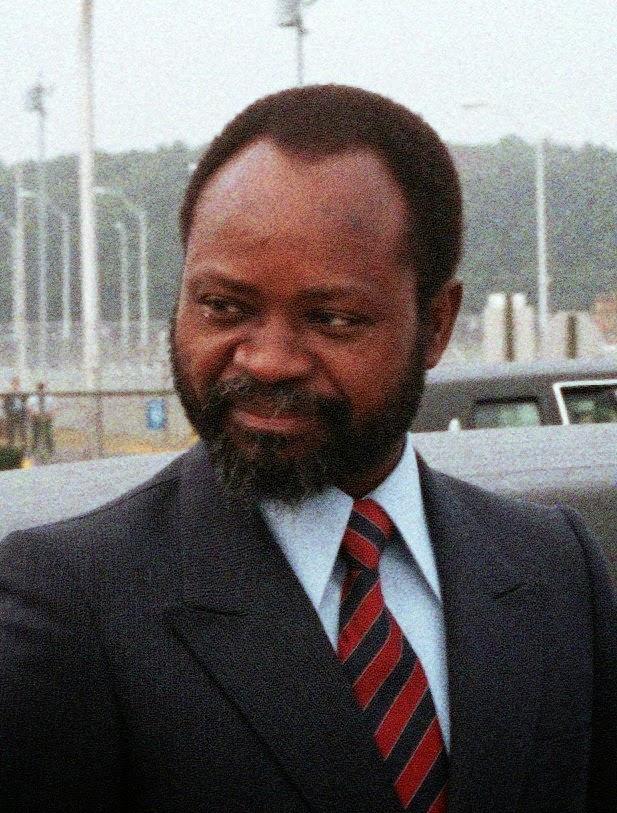... das Anedotas sobre Samora Machel