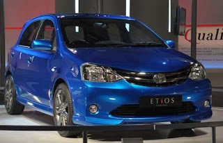 Toyota Etios Liva Hatchback wallpapers