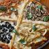 Keturių sezonų pica / Four Seasons Pizza