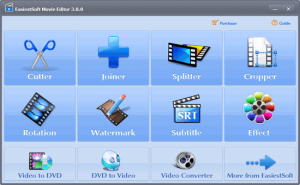 Easiest Soft Movie Editor 4.3.0 Crack