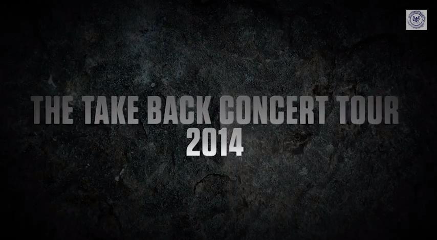 take back concert