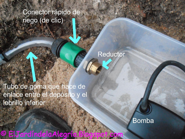 Bomba fuente de agua bomba de agua panel energa solar for Como instalar un vivero