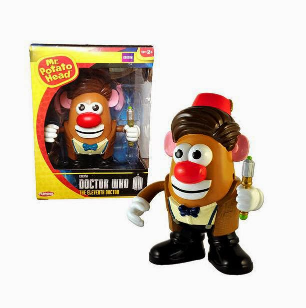 Figura Mister Potato Doctor Who