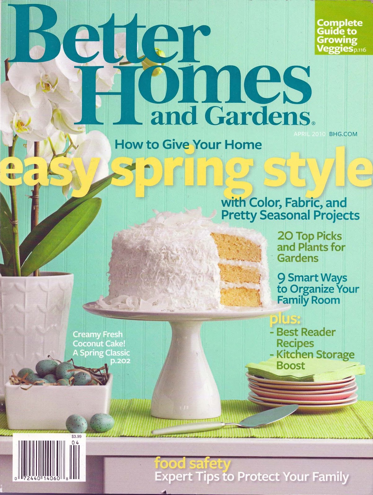 Bisman Cheapskate Better Homes Gardens Magazine Free