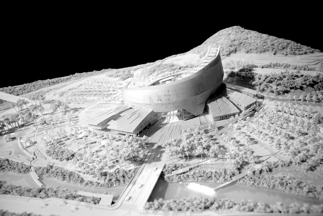 Another model of new complex