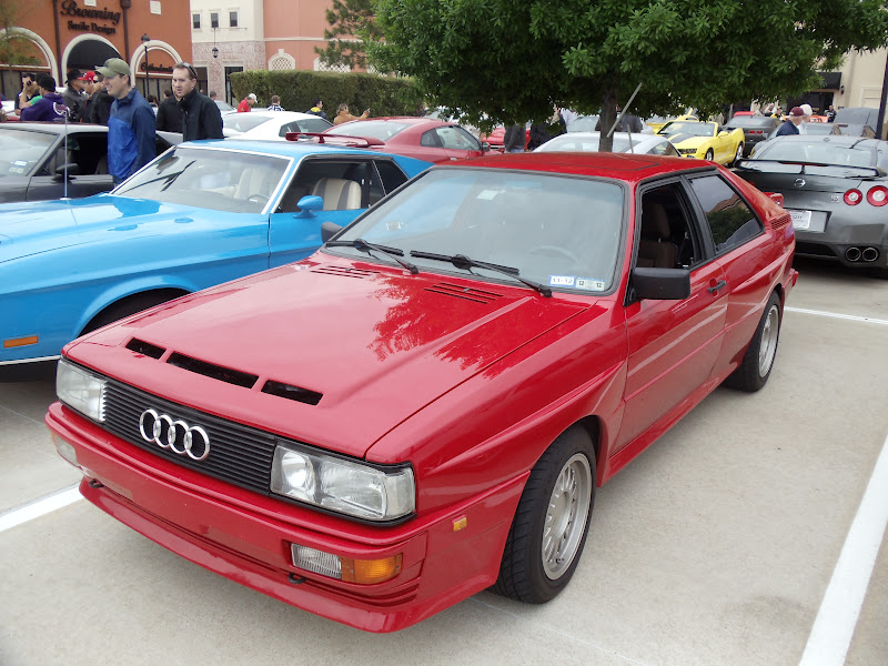 Classic Cars - The Audi Quattro