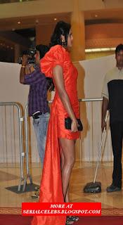 Karthika Nair thigh show