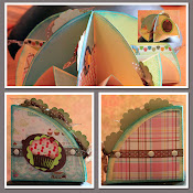 3D Circle Pop Up Book
