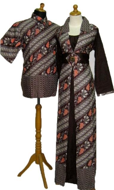 Batik Semarang: Model Baju Batik Pesta