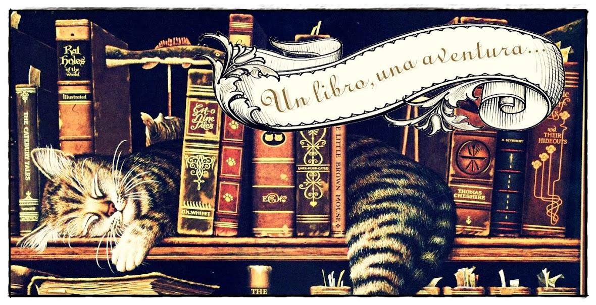 Un libro, una aventura - libros fantasia, libros magia, libros vampiros