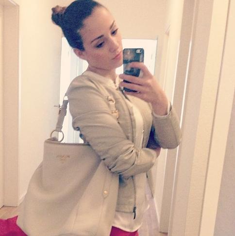 Fashion Loves Bundesliga Leona Kourilova