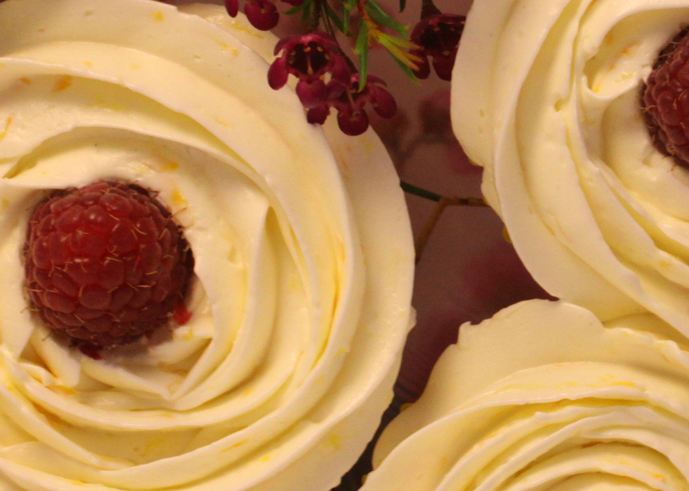 Seattle Pastry Girl: Meyer Lemon Limoncello Cupcakes