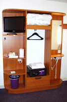 Room amenities, Premier Inn, County Hall