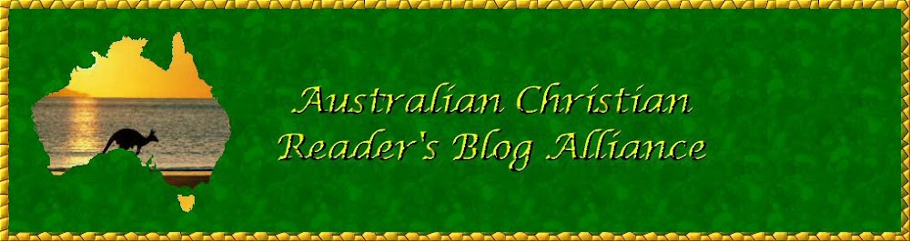 Australian Christian Readers Blog Alliance