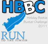 Join in on the Holiday Bootie Buster Challenge!