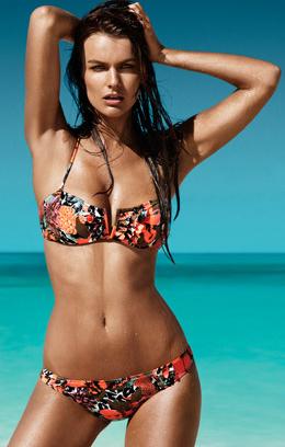 bikinis verano 2011 H&M