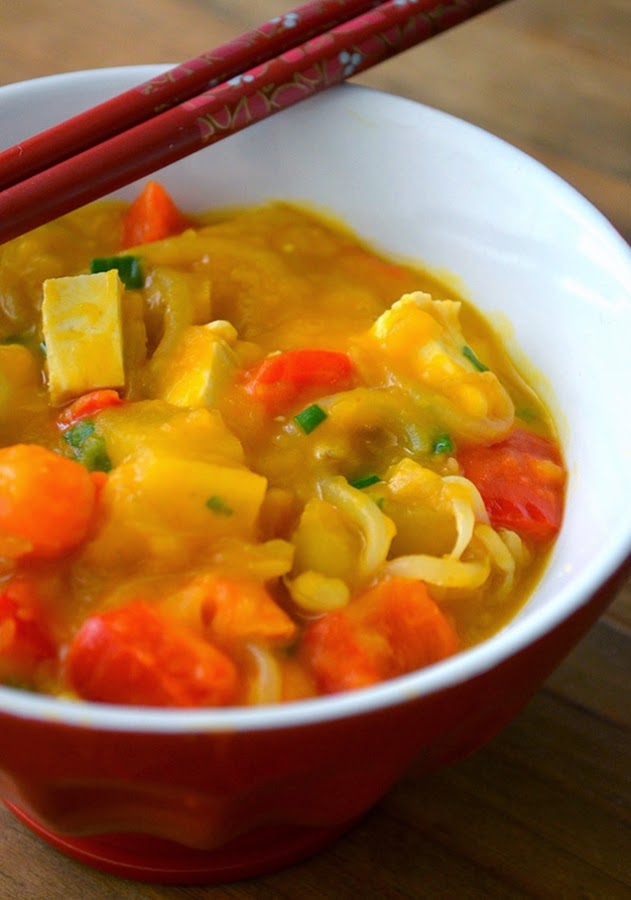 Curry Vermelho