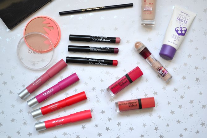Top 10 Makeup Finds of 2014
