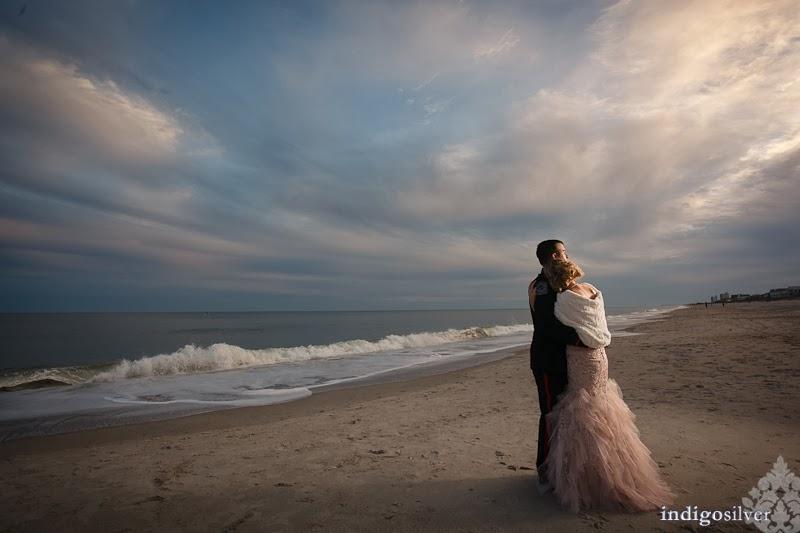 tracy and larry | carolina beach nc wedding photographers | indigosilver