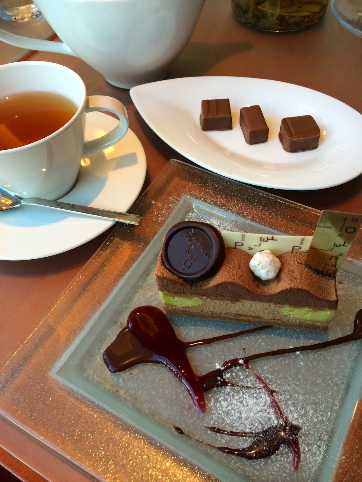 チョコケーキ画像