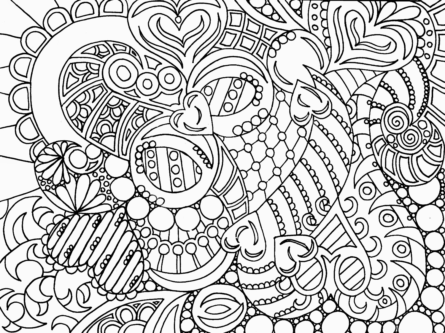 Healing mandala coloring pages - Color Art Therapy Some Pages Are Intimidating To Color